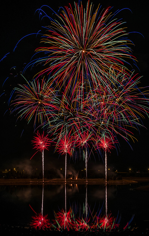 GlobalFest – France Fireworks Display Photos