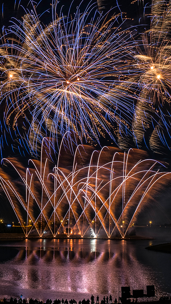 GlobalFest Calgary - Great Britain's firework display