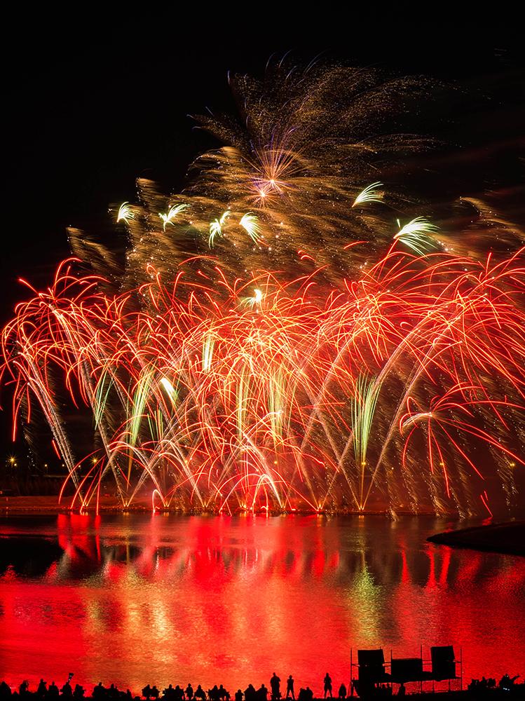 GlobalFest Calgary - Great Britain's firework display