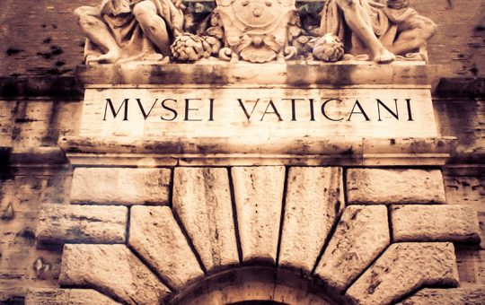 Musei Vaticani Uscita