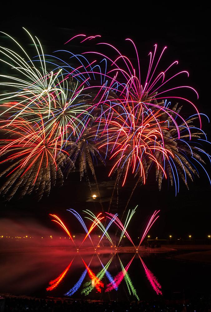 GlobalFest Fireworks Festival – USA