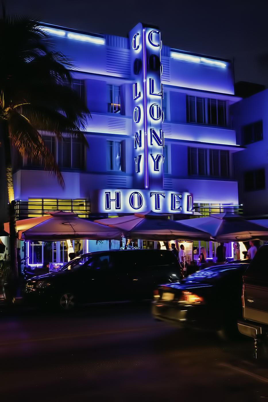 Colony South Beach Miami Art Deco District