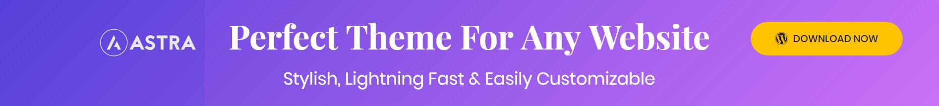 Astra Premium WordPress Themes