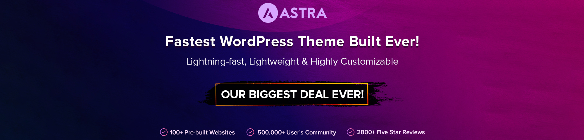 Astra Premium WordPress Themes